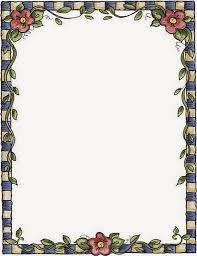 Country Style Borders