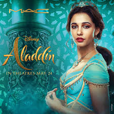 the disney aladdin collection by m a c