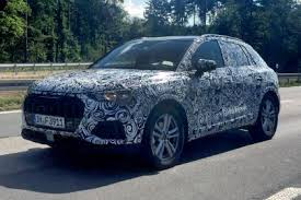 new 2018 audi q3 suv spied for the first time auto express