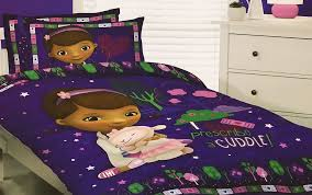 a doc mcstuffins bedroom kids bedding