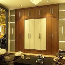bedroom wardrobe images. Wonderful Bedroom 8 Feet  6 Brown White Bedroom Wardrobe On Images E