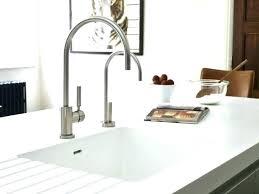 corian countertops kitchen beautiful white glacier throughout designs 31