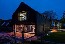 Barn Converted Modern Home Derelict Barn Conversion Into Modern Home