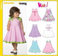 Toddler Dress Patterns Inspiration New Look 48 Toddler Dresses