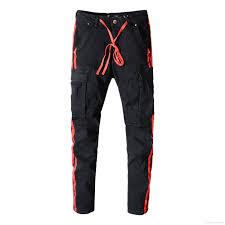 Designer Joggers Sale 2019 Joggers Jeans Denim Straight Biker Skinny Jeans Casual Trousers Cowboy Famous Brand Zipper Designer Hot Sale Mens Designer Jeans From Top_jeans