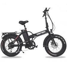 folding fat bike voltbike mariner