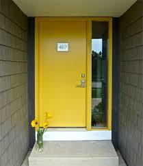 mid century modern front doorsModern Front Door Colors Amazing Design  SurriPuinet