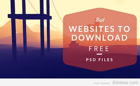 Psd Download 11 Free Psd Websites To Download Files