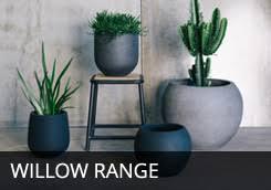 outdoor garden pots brisbane. willow-range outdoor garden pots brisbane s