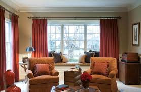 bay window living room. Living Room Redesign - Bay Window Traditional-living-room D