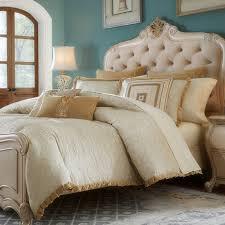 carlton luxury bedding set a michael amini bedding collection with regard to lovable michael amini