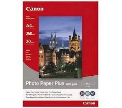 <b>Фотобумага Canon SG-201</b> (1686B026) Полуматовая Photo Paper ...