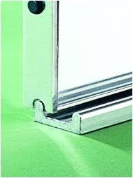 patio door track glass sliding door tracks patio door track lubrication