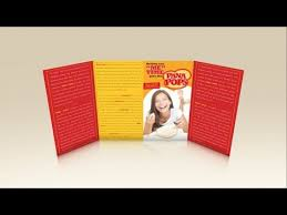 4 sided brochure template 1020 brochure 4 panel roll fold youtube