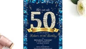 50th Birthday Invitations Templates Free 50th Birthday Invitations Simplyplay