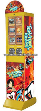 Sticker Vending Machines Simple 48 Column Tattoo Sticker Vending Machine Tm4850 Buy Sticker