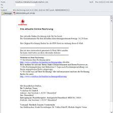 Of Fake Bill Pdf Spiderlabs A Analysis An Trustwave File Vodafone