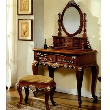 antique mahogany bedroom chairs. buy queen anne bedroom vanity set | mahogany antique furniture indonesia chairs c