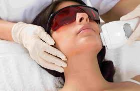 after the laser is performed the clinic shall provide you with the cooling lotions and ice packs to soothe your skin and make your body feel relaxed