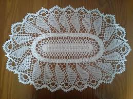 Oval Crochet Doily Patterns Free Awesome Doilies And Rhpinterestcom Easy Patterns Free To Easy Crochet Oval