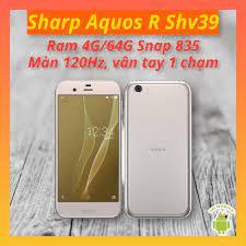 Điện thoại Sharp Aquos R Shv39,ram4 64,chipS835,5.3 ,2K   Điện thoại  Smartphone