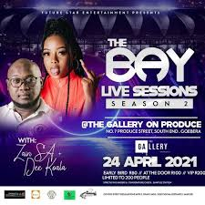 Start art gallery was founded by helen harris and gina figueira. Bay Live Sessions S2 The Gallery On Produce Port Elizabeth 24 April 2021