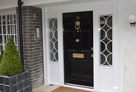 bespoke security steel doors