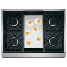 Ge Monogram Kitchen Appliances Zgp364ndrssge Monogram 36 Professional Ng Gas Range Stainless