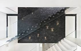 mistral black design staircase