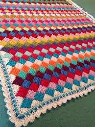 Tunisian Crochet Patterns Beauteous Beautiful Skills Crochet Knitting Quilting Tunisian Crochet