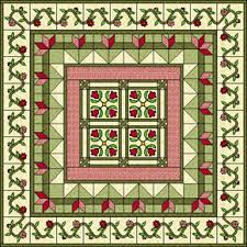 Electric Quilt EQ7 - Extra information & Add borders to your quilts and either fill the borders with your own blocks  or use the Auto Borders for quick and amazing results. Adamdwight.com