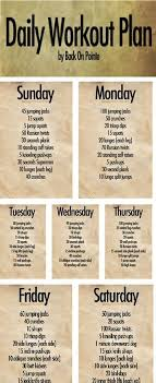 at home workout plan your modern family