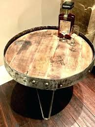 wine barrell coffee table wine barrel coffee table for valuable beautiful whiskey furniture in wine barrel coffee table diy