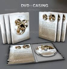Wedding Dvd Template Creative Cd Dvd Artwork Template Entheos