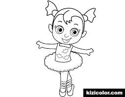 72 Beautifull Disney Coloring Pages Vampirina Online Coloring Pages