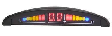 Парковочный датчик <b>Sho</b>-<b>me Y</b>-<b>2616N08</b> серебристый (22мм ...