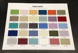 image of chalk paint for furniture annie sloan colours