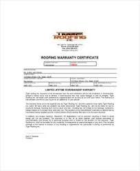 Warranty Certificate Archives Free Premium 123 Certificate
