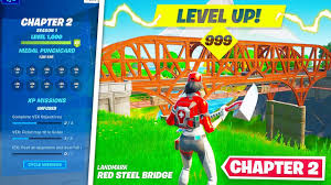 Fortnite Season 4 Level Chart Level Up Fast In Season 11 Fortnite Chapter 2 Tips And
