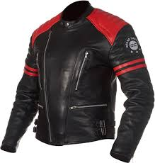 grand canyon houston motorcycle leather jackets black red grand canyon m