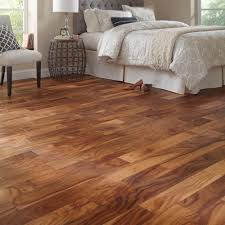 home legend matte natural acacia in thick x 5 in wide x varying length lock hardwood flooring sq the home depot