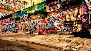 4K Ultra HD Graffiti Wallpapers HD ...
