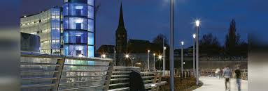 Hess Outdoor Lighting City Elements More Than Just A Luminaire Hess Gmbh Licht