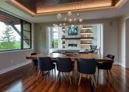 dining room lighting trends. MOD | Mid Century Modern Dining Room :Shakuff Multi-pendant Chandelier. Lighting Trends I