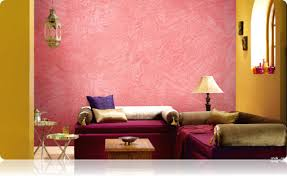 Texture Paint In Living Room Texture Painting In Mumbai