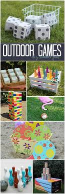 homemade outdoor games for kids. DIY Backyard Bowling \u2013 Easy To Make With Kids And A Great Way Recycle The 2-liter Bottles Leftover After Summer BBQ. Repin Start Saving Th\u2026 Homemade Outdoor Games For S
