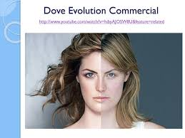 Dove Evolution Advocating A More Positive Body Image Ppt Download