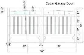 standard garage door size standard double garage size south standard garage door size garage garage door