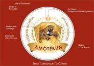 Image result for picture logo of amotekun