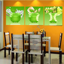 3 pieces wall art canvas painting fruit apple home decoration canvas print wall art picture for on interior design canvas wall art with 3 pieces wall art canvas painting fruit apple home decoration canvas